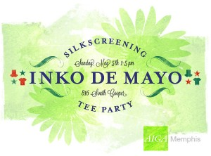 Inko de Mayo Tee Party